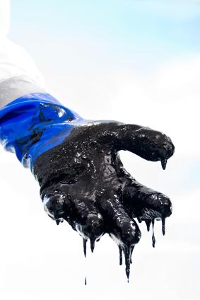 Oily Glove